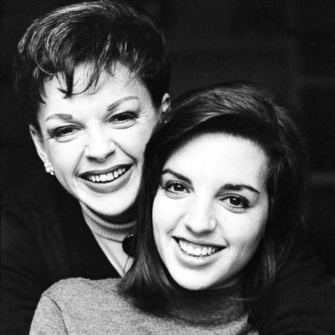 Guideposts: Judy Garland and daughter Liza Minnelli