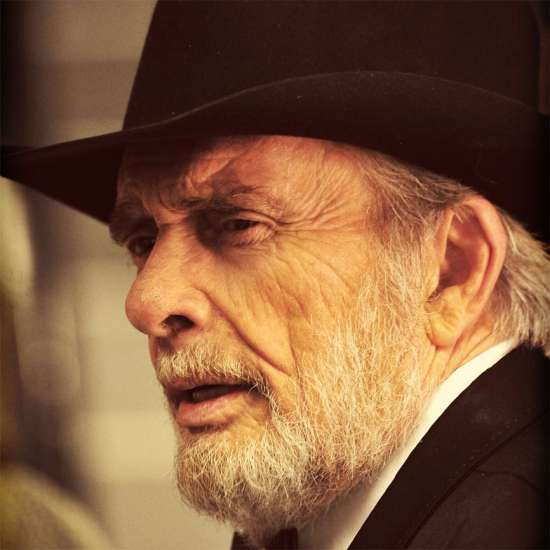 Country music legend Merle Haggard
