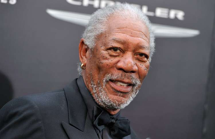 Guideposts: Morgan Freeman served in the US Air Force