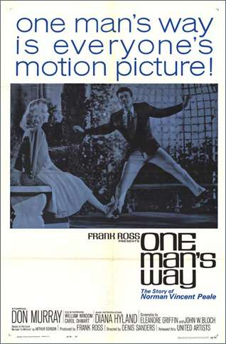 One Man's Way movie poster, 1964