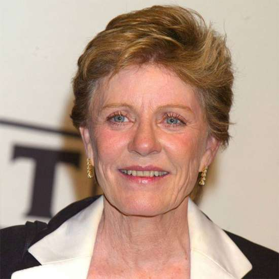 Actress and author Patty Duke