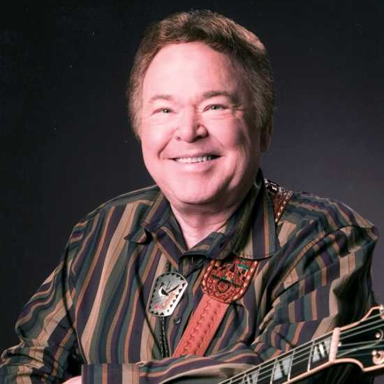 Country music legend Roy Clark