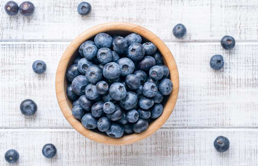Healthy Summer Fruits to Add to Your Diet: Blueberries are often called a superfood of summer fruits. better living health wellness