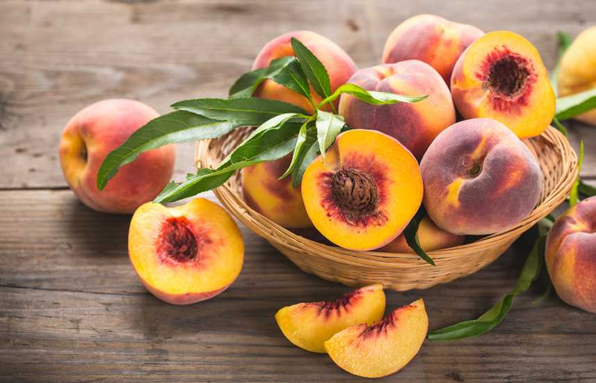 Healthy Summer Fruits to Add to Your Diet: Peach is the fuzziest of summer fruits better living health wellness