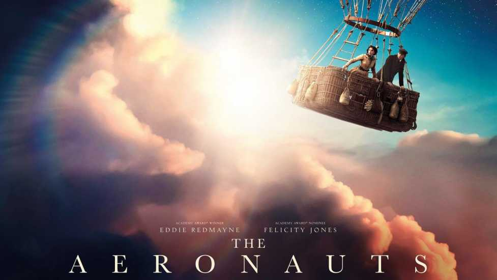 The Aeronauts movie poster
