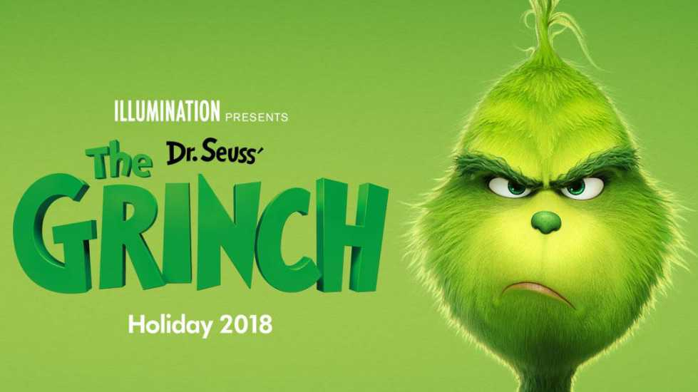 Poster for The Grinch