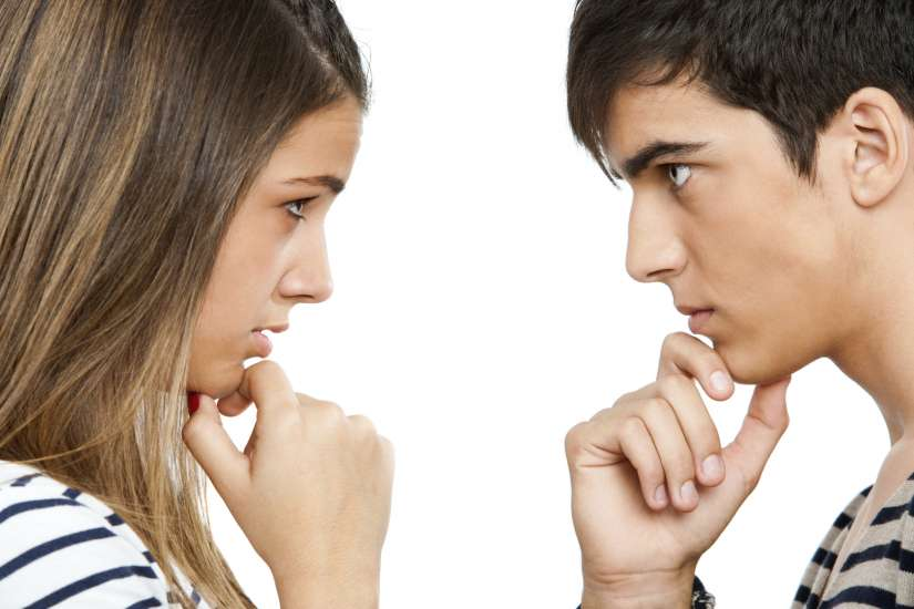 Make peace with your partner. Tips for husbands and wives.