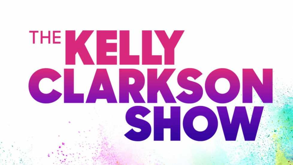 The Kelly Clarkson show poster