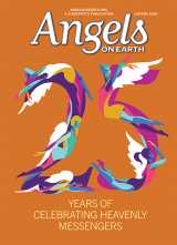 The cover of the January-February issue of Angels on Earth magazine