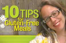 Recipes: Tips for living and eating gluten-free