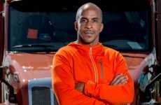 Author, corporate fitness and wellness coach and former truck driver Siphiwe Baleka