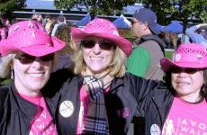 Breast Cancer Walkers