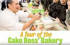 Cake Boss: Take A Tour Of Carlos Bakery