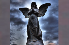 Illuminating Angels: Cemetery Angels