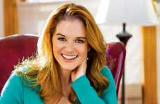 Sarah Drew, star of Grey's Anatomy and Moms' Night Out