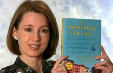 Author Gretchen Rubin talks to Guideposts about her book The Happiness Project.