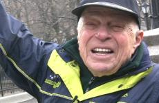 92-Year-Old Marathon Runner