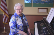 Marilynn Moe Shares Her Musical Gifts and God's Love