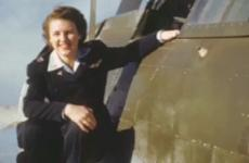 World War II pilot Lillian Yonally shares her inspiring story