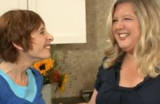 Rebecca Katz and Tammie Temple discuss healthy cheese choices.