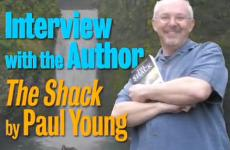 "Paul Young, author of the best-selling novel ""The Shack,"" discusses his work."