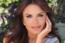 "Roma Downey talking about ""Son of God"" and her Upcoming Projects"