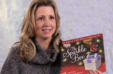"""Jill Hardie, author of the book """"The Sparkle Box"""""""
