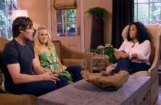 Carrie Underwood and Mike Fisher discuss faith with Oprah Winfrey.
