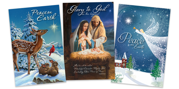 Guideposts 2018 Christmas Greeting Cards